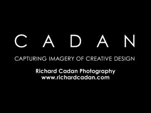 Richard Cadan Photography